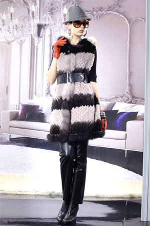 Mio Palazzo - Furs collection