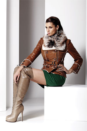 Mio Palazzo - Leathers collection